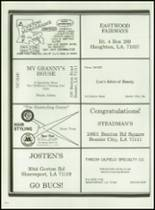 1984 Haughton High School Yearbook Page 216 & 217