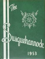 1953 Yearbook Millersburg High School