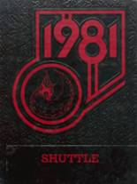 1981 Yearbook Shaw High School
