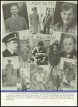 1944 Crawfordsville High School Yearbook Page 14 & 15
