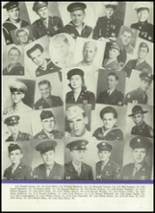 1944 Crawfordsville High School Yearbook Page 18 & 19