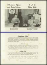 1944 Crawfordsville High School Yearbook Page 24 & 25