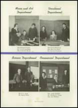 1944 Crawfordsville High School Yearbook Page 28 & 29
