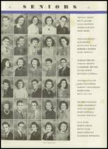 1944 Crawfordsville High School Yearbook Page 32 & 33