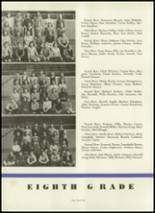 1944 Crawfordsville High School Yearbook Page 50 & 51