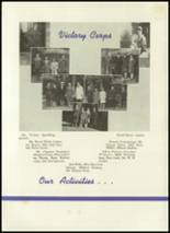 1944 Crawfordsville High School Yearbook Page 54 & 55