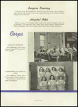 1944 Crawfordsville High School Yearbook Page 56 & 57