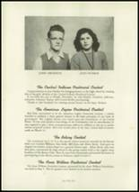 1944 Crawfordsville High School Yearbook Page 58 & 59