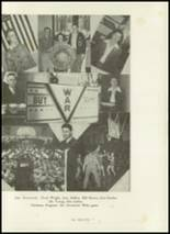 1944 Crawfordsville High School Yearbook Page 92 & 93