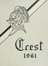 1961 Yearbook Prospect High School