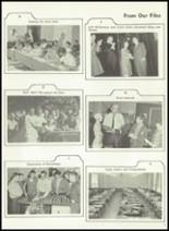 1962 Monticello High School Yearbook Page 10 & 11