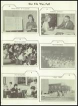 1962 Monticello High School Yearbook Page 12 & 13