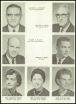 1962 Monticello High School Yearbook Page 16 & 17
