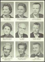 1962 Monticello High School Yearbook Page 18 & 19