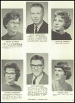 1962 Monticello High School Yearbook Page 22 & 23