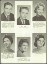 1962 Monticello High School Yearbook Page 26 & 27