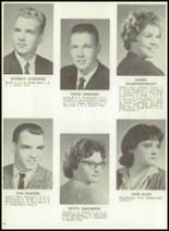 1962 Monticello High School Yearbook Page 28 & 29