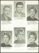 1962 Monticello High School Yearbook Page 32 & 33