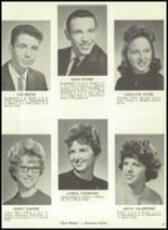 1962 Monticello High School Yearbook Page 34 & 35