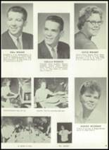 1962 Monticello High School Yearbook Page 36 & 37