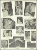 1962 Monticello High School Yearbook Page 38 & 39