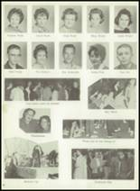 1962 Monticello High School Yearbook Page 58 & 59