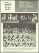 1962 Monticello High School Yearbook Page 60 & 61