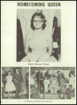 1962 Monticello High School Yearbook Page 64 & 65
