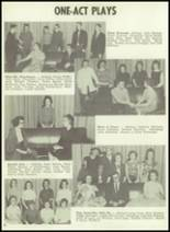 1962 Monticello High School Yearbook Page 70 & 71