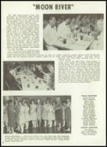 1962 Monticello High School Yearbook Page 74 & 75