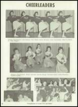 1962 Monticello High School Yearbook Page 84 & 85