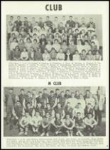 1962 Monticello High School Yearbook Page 86 & 87