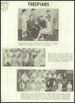 1962 Monticello High School Yearbook Page 90 & 91