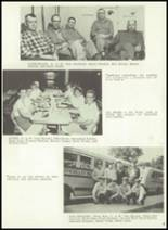 1962 Monticello High School Yearbook Page 98 & 99