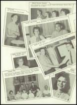 1962 Monticello High School Yearbook Page 100 & 101