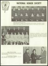 1962 Monticello High School Yearbook Page 102 & 103