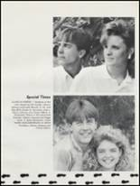 1987 Bixby High School Yearbook Page 10 & 11