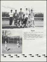 1987 Bixby High School Yearbook Page 74 & 75