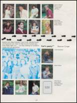 1987 Bixby High School Yearbook Page 126 & 127
