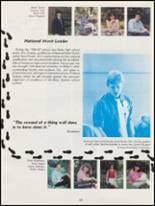 1987 Bixby High School Yearbook Page 130 & 131
