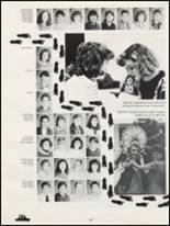 1987 Bixby High School Yearbook Page 144 & 145