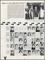 1987 Bixby High School Yearbook Page 154 & 155