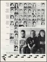 1987 Bixby High School Yearbook Page 160 & 161