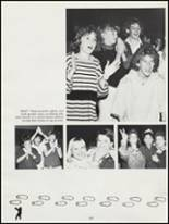 1987 Bixby High School Yearbook Page 164 & 165