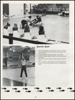 1987 Bixby High School Yearbook Page 186 & 187