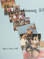 1983 Yearbook Saratoga High School