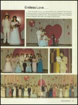 1982 Baird High School Yearbook Page 16 & 17