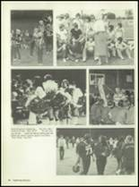 1982 Baird High School Yearbook Page 18 & 19