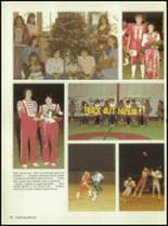 1982 Baird High School Yearbook Page 20 & 21