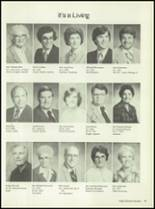 1982 Baird High School Yearbook Page 22 & 23